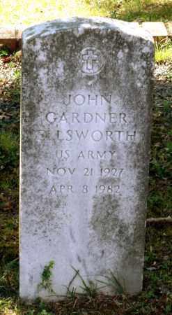 ELLSWORTH, JOHN GARDNER - Fluvanna County, Virginia | JOHN GARDNER ELLSWORTH - Virginia Gravestone Photos