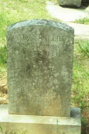HADEN, ADA SALLIE - Fluvanna County, Virginia | ADA SALLIE HADEN - Virginia Gravestone Photos