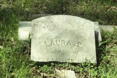 HADEN, LAURA E - Fluvanna County, Virginia | LAURA E HADEN - Virginia Gravestone Photos