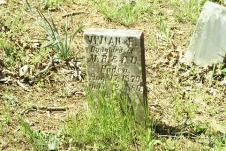 HADEN, VIVIAN E - Fluvanna County, Virginia   VIVIAN E HADEN - Virginia Gravestone Photos