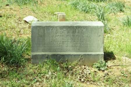 HADEN, ELIZABETH - Fluvanna County, Virginia | ELIZABETH HADEN - Virginia Gravestone Photos