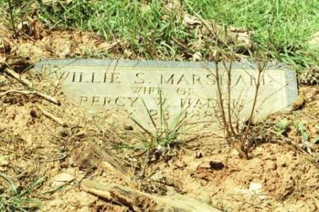 HADEN, WILLIE S - Fluvanna County, Virginia | WILLIE S HADEN - Virginia Gravestone Photos