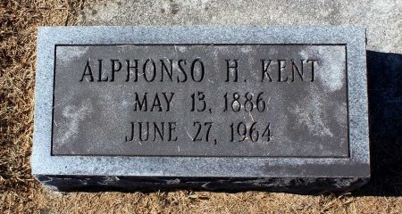 KENT, ALPHONSO HOLLAND - Fluvanna County, Virginia | ALPHONSO HOLLAND KENT - Virginia Gravestone Photos