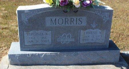 MORRIS, ERNEST W. - Fluvanna County, Virginia | ERNEST W. MORRIS - Virginia Gravestone Photos