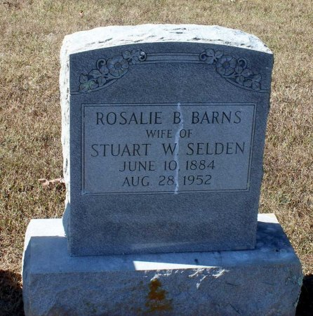 SELDEN, ROSALIE B. - Fluvanna County, Virginia | ROSALIE B. SELDEN - Virginia Gravestone Photos