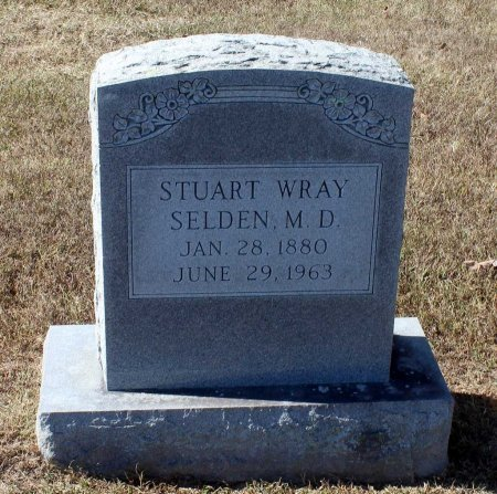 SELDEN, STUART WRAY - Fluvanna County, Virginia | STUART WRAY SELDEN - Virginia Gravestone Photos