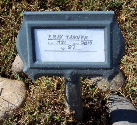 TANNER, FLOYD RAY - Fluvanna County, Virginia | FLOYD RAY TANNER - Virginia Gravestone Photos