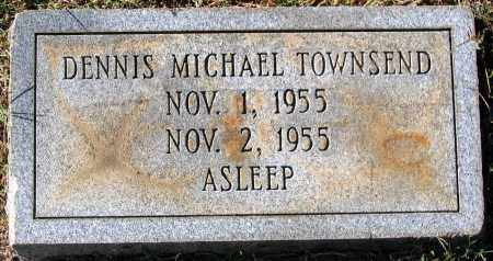 TOWNSEND, DENNIS MICHAEL - Fluvanna County, Virginia | DENNIS MICHAEL TOWNSEND - Virginia Gravestone Photos