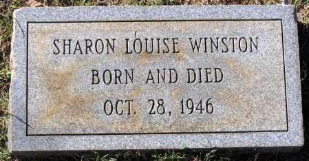 WINSTON, SHARON LOUISE - Fluvanna County, Virginia | SHARON LOUISE WINSTON - Virginia Gravestone Photos