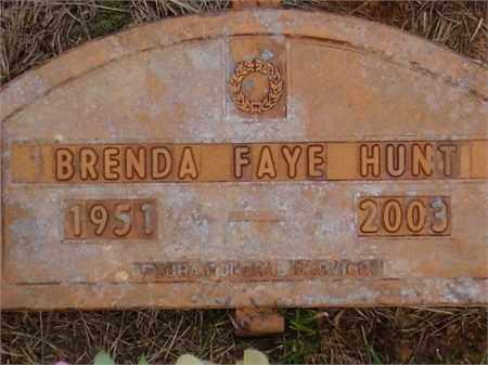 HUNT, BRENDA FAYE - Franklin County, Virginia | BRENDA FAYE HUNT - Virginia Gravestone Photos