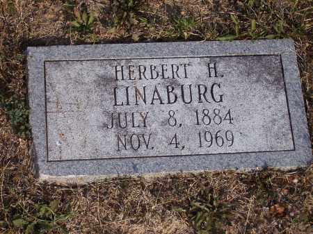 LINABURG, HERBERT - Frederick County, Virginia | HERBERT LINABURG - Virginia Gravestone Photos