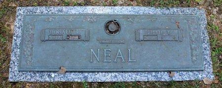 NEAL, DONALD L. - Giles County, Virginia | DONALD L. NEAL - Virginia Gravestone Photos