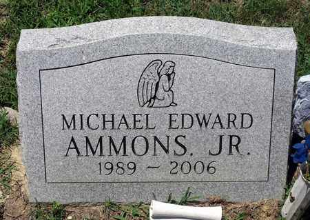 AMMONS, MICHAEL EDWARD JR. - Gloucester County, Virginia | MICHAEL EDWARD JR. AMMONS - Virginia Gravestone Photos