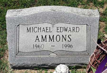 AMMONS, MICHAEL EDWARD - Gloucester County, Virginia | MICHAEL EDWARD AMMONS - Virginia Gravestone Photos