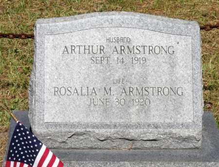 ARMSTRONG, ROSALIA M. - Gloucester County, Virginia   ROSALIA M. ARMSTRONG - Virginia Gravestone Photos