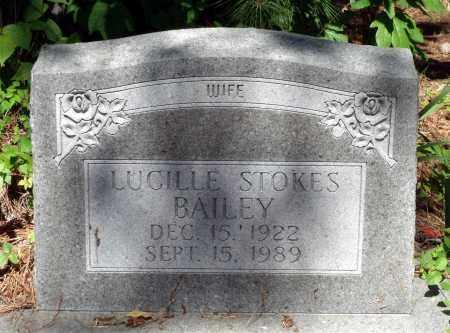 BAILEY, LUCILLE - Gloucester County, Virginia | LUCILLE BAILEY - Virginia Gravestone Photos