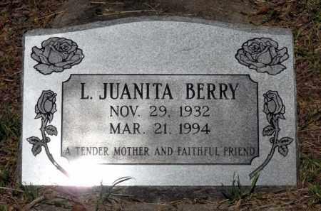BERRY, L. JUANITA - Gloucester County, Virginia   L. JUANITA BERRY - Virginia Gravestone Photos