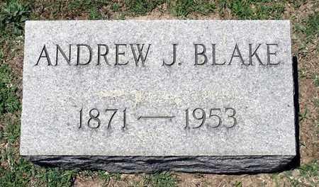 BLAKE, ANDREW J. - Gloucester County, Virginia | ANDREW J. BLAKE - Virginia Gravestone Photos