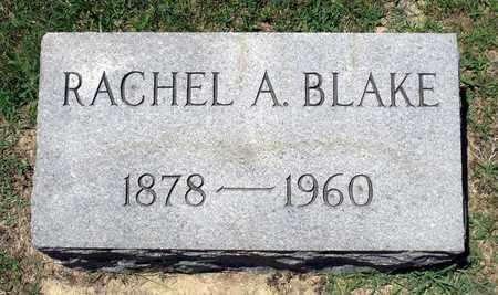 BLAKE, RACHEL A. - Gloucester County, Virginia   RACHEL A. BLAKE - Virginia Gravestone Photos
