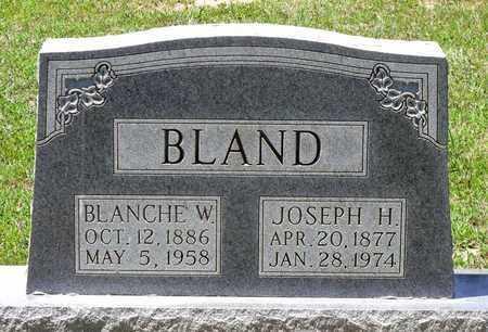 BLAND, JOSEPH H. - Gloucester County, Virginia | JOSEPH H. BLAND - Virginia Gravestone Photos