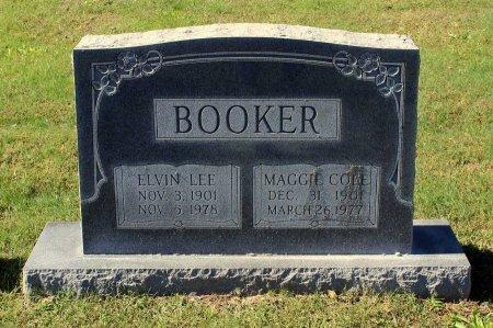 COLE BOOKER, MAGGIE - Gloucester County, Virginia | MAGGIE COLE BOOKER - Virginia Gravestone Photos