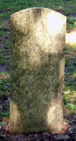 BORAY, ELIZABETH - Gloucester County, Virginia   ELIZABETH BORAY - Virginia Gravestone Photos