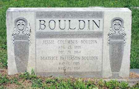PATTERSON BOULDIN, BEATRICE - Gloucester County, Virginia | BEATRICE PATTERSON BOULDIN - Virginia Gravestone Photos