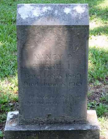 BURRELL, NANCY P. - Gloucester County, Virginia | NANCY P. BURRELL - Virginia Gravestone Photos