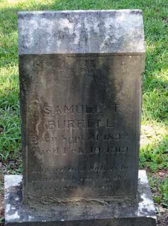 BURRELL, SAMUEL T. - Gloucester County, Virginia | SAMUEL T. BURRELL - Virginia Gravestone Photos