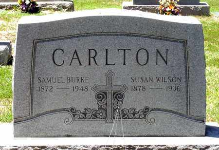 CARLTON, SUSAN - Gloucester County, Virginia | SUSAN CARLTON - Virginia Gravestone Photos