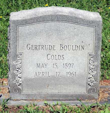COLDS, GERTRUDE - Gloucester County, Virginia | GERTRUDE COLDS - Virginia Gravestone Photos