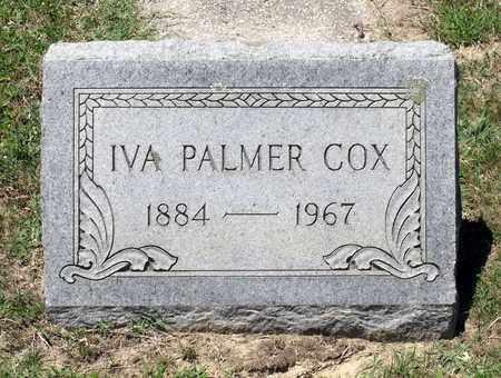 PALMER COX, IVA - Gloucester County, Virginia | IVA PALMER COX - Virginia Gravestone Photos