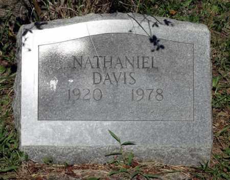 DAVIS, NATHANIEL - Gloucester County, Virginia   NATHANIEL DAVIS - Virginia Gravestone Photos
