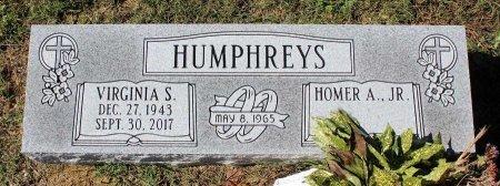 HUMPHREYS, VIRGINIA S. - Gloucester County, Virginia | VIRGINIA S. HUMPHREYS - Virginia Gravestone Photos