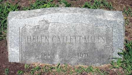 MILES, HELEN - Gloucester County, Virginia | HELEN MILES - Virginia Gravestone Photos