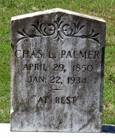 PALMER, CHARLES L. - Gloucester County, Virginia | CHARLES L. PALMER - Virginia Gravestone Photos