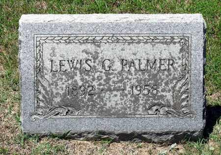PALMER, LEWIS G. - Gloucester County, Virginia   LEWIS G. PALMER - Virginia Gravestone Photos