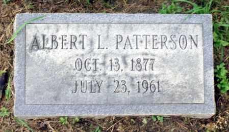 PATTERSON, ALBERT L. - Gloucester County, Virginia | ALBERT L. PATTERSON - Virginia Gravestone Photos