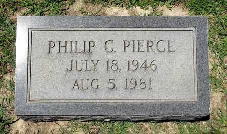 PIERCE, PHILIP C. - Gloucester County, Virginia   PHILIP C. PIERCE - Virginia Gravestone Photos