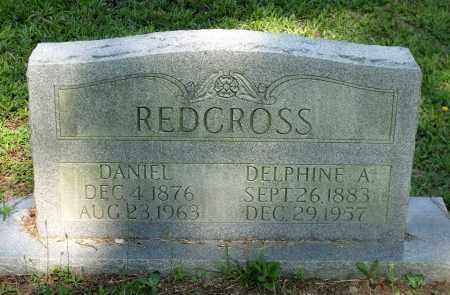 REDCROSS, DELPHINE A. - Gloucester County, Virginia | DELPHINE A. REDCROSS - Virginia Gravestone Photos