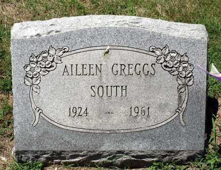 SOUTH, AILEEN - Gloucester County, Virginia | AILEEN SOUTH - Virginia Gravestone Photos