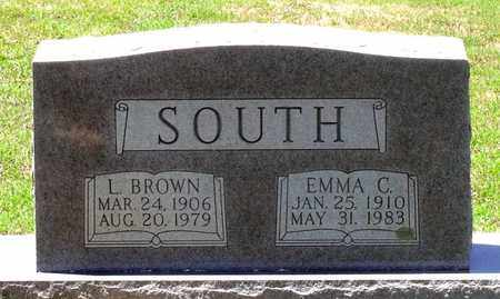 SOUTH, LESTER BROWN - Gloucester County, Virginia | LESTER BROWN SOUTH - Virginia Gravestone Photos