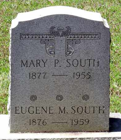 SOUTH, EUGENE M. - Gloucester County, Virginia | EUGENE M. SOUTH - Virginia Gravestone Photos
