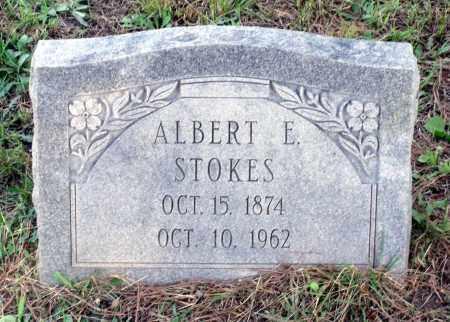 STOKES, ALBERT E. - Gloucester County, Virginia | ALBERT E. STOKES - Virginia Gravestone Photos
