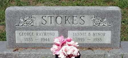 STOKES, FANNIE B. - Gloucester County, Virginia   FANNIE B. STOKES - Virginia Gravestone Photos