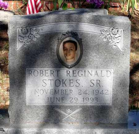 STOKES, ROBERT REGINALD, SR. - Gloucester County, Virginia | ROBERT REGINALD, SR. STOKES - Virginia Gravestone Photos