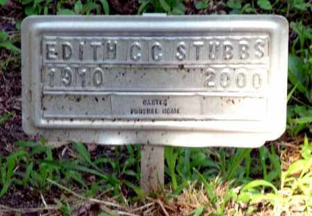 STUBBS, EDITH C. C. - Gloucester County, Virginia | EDITH C. C. STUBBS - Virginia Gravestone Photos