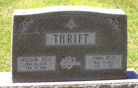 RILEE THRIFT, EMMA - Gloucester County, Virginia | EMMA RILEE THRIFT - Virginia Gravestone Photos
