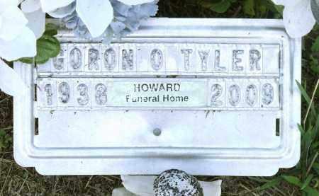 TYLER, GORON O. - Gloucester County, Virginia | GORON O. TYLER - Virginia Gravestone Photos