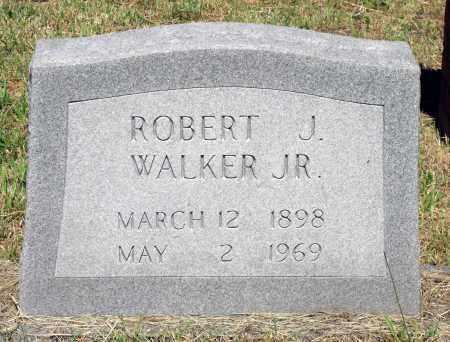 WALKER, ROBERT J., JR. - Gloucester County, Virginia   ROBERT J., JR. WALKER - Virginia Gravestone Photos